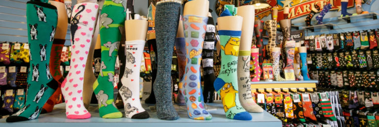 The Los Angeles Sock Market各式袜子